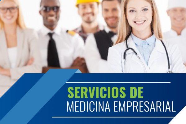 Servicio medicina de empresa
